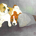 Mista And Chester by Brenda L  Baker