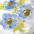 Misty Blue II by Chris Paschke