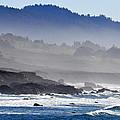 Misty Coast by AJ  Schibig
