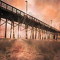 Misty Sunrise by Betsy Knapp