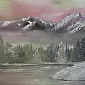Misty Winter by Dawn Nickel