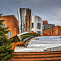 Mit Stata Building Center - Cambridge by Susan Candelario