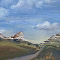 Mitchell Pass Western Nebraska by Leigh Morrison