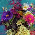 Mixed Bouquet by George Tuffy