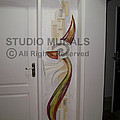 Mixed Media Mural by Milind Badve