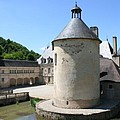 Moated Castle - Bussy Rabutin - Burgundy by Christiane Schulze Art And Photography