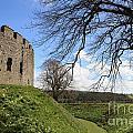 Moated Castle by Paul Felix