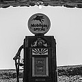 Mobilgas Pumps by Angus Hooper Iii