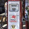 Mobilgas Special - Tokheim Pump by Mike McGlothlen