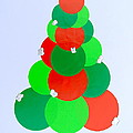 Mod Christmas Tree by Michele Myers