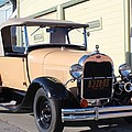Model A Ford Truck by Robert Phelan