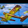 Model Plane 2 by Larry White