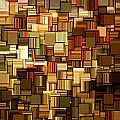 Modern Abstract Xxiii by Lourry Legarde