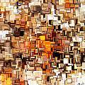 Modern Abstract Xxvi by Lourry Legarde