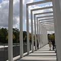 Modern Archway - Schwerin Garden -  Germany by Christiane Schulze Art And Photography
