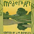 Modern Art 1895 by Arthur Wesley Dow