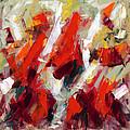 Modern Art Thirty-two by Lynne Taetzsch