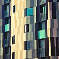 Modern Facade by Silvia Ganora