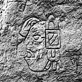 Modern Hieroglyphics Vii by Karen Tagstrom