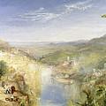 Modern Italy - The Pifferari, 1838 by Joseph Mallord William Turner