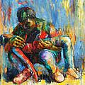Modern Pieta 2 by Michal Kwarciak
