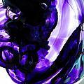 Modern Purple  by Angela Rath