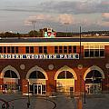 Modern Woodmen Stadium by Heidi Brandt