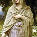 Modesty by William Bouguereau
