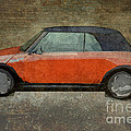Modified Mini by Bruce Stanfield