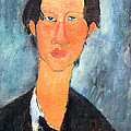 Modigliani's Chaim Soutine Up Close by Cora Wandel