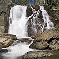 Modjesku Falls by Paul Riedinger