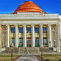 Modoc County California Courthouse by Mountain Dreams