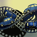 Moebius Strip by Andrei SKY