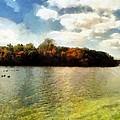 Mohegan Lake 3 by Derek Gedney
