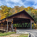 Mohican Covered Bridge by Dale Kincaid