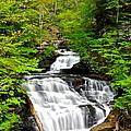 Mohican Falls by Frozen in Time Fine Art Photography