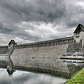 Mohne Dam Wide View by Gary Eason