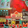 Moishe's Steak House 1960's Montreal Memories by Michael Litvack