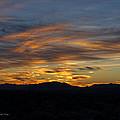 Mojave Desert Sunrise by Jim Thompson
