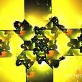 Moldavite by Kim Sy Ok