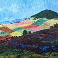 Mole Hill Patchwork - Sold by Judith Espinoza