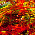 Molten Bubbles by David Patterson