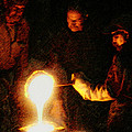 Molten Glass by John Anderson