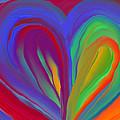 Molten Heart27 by Linnea Tober
