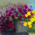 Mom Day 2014 by Susan Kinney