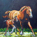 Momma's Little Spitfire by Sharon Coyle