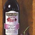 Mon Ami Merlot by Terri  Meyer