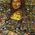 Mona Lisa by Alexander Gashunin