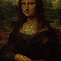 Mona Lisa Original by Boon Mee