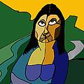Mona Lisa Updated by Ian  MacDonald